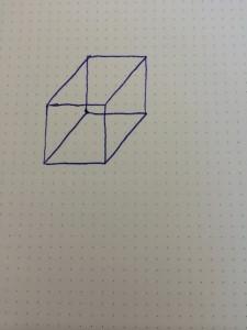 Hypercube step 1